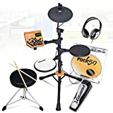 Carlsbro Rock 50 Electric Drum Kit Electronic...