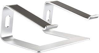 "Baosity Aluminum Alloy Laptop Stand 10-17"" Desk Holder Bracket Cooler Cooling Pad"
