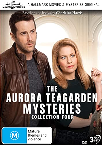 Aurora Teagarden Mysteries - Collection Four (Heist and Seek/Reunited and It Feels So Deadly/How To Con a Con)