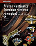 Aviation Maintenance Technician Handbook: Powerplant: FAA-H-8083-32A (ASA FAA Handbook Series)