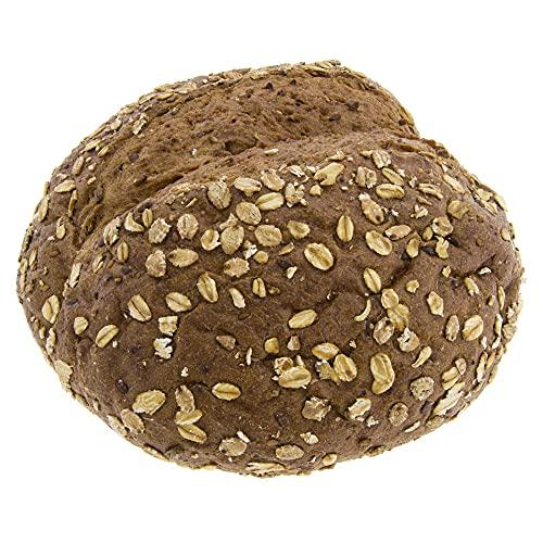 Biopanadería Pan Cabezón Espelta Integral con Cereales 450g (sin cortar) Ecológico con Masa Madre de Elaboración Artesanal
