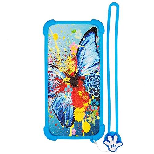 Hülle für Medion Life P5006 hülle Silikon Grenze + PC hart backplane Schutzhülle Case Cover HD