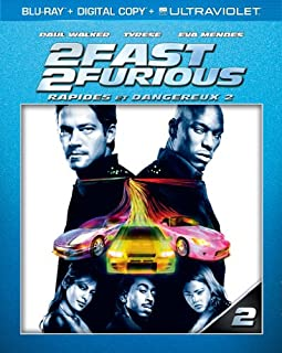 2 Fast 2 Furious [Blu-ray  + Digital Copy + UltraViolet] (Bilingual) (B00BFWK99E) | Amazon price tracker / tracking, Amazon price history charts, Amazon price watches, Amazon price drop alerts