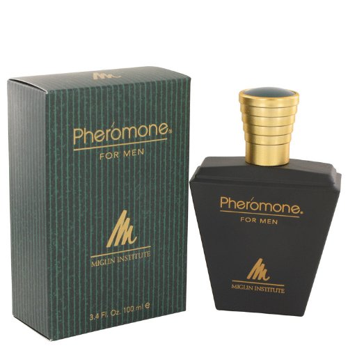 PHEROMONE by Marilyn Miglin COLOGNE SPRAY 3.4 OZ for MEN by Marilyn Miglin