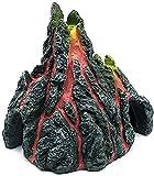 YYhkeby Piedra de Aire Artificial Tanque de Pescado Decoración del Acuario Paisajismo para Peces Acuáticos Mascotas Simulación de Resina Simulación Volcánica Estatua Adorno Jialele