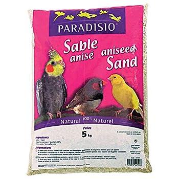 Paradisio : Sable Anisé Oiseaux : 5kg