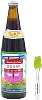 Kwong Hung Seng Sweet Soy Sauce 21 oz Bundled with PrimeTime Direct Silicone Basting Brush in a PTD Sealed Box