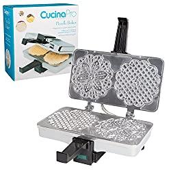 pizzelle maker by cucinapro