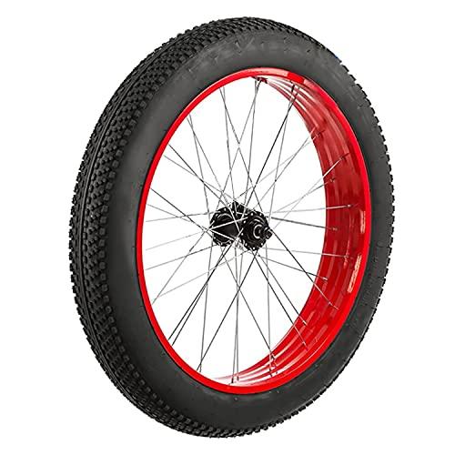 Neumático gorda de la bici del neumático 26×4.0, accesorio de la bici de montaña, neumáticos de la bici
