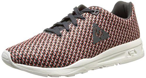 Le Coq Sportif Sneaker LCS R900 Geo Jacquard grau/Koralle EU 44