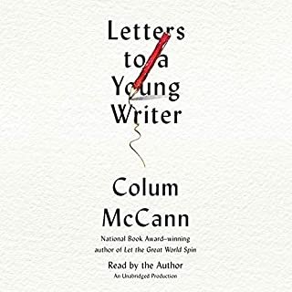 Letters to a Young Writer audiobook cover art