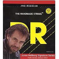 DR ベース弦 Jonas Hellborg ニッケルメッキ .040-.100 JH-40
