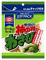 亀田製菓 亀田の柿の種わさび 89g×20袋