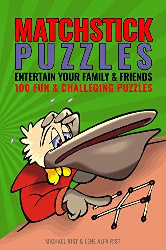 's Matchstick Puzzles!