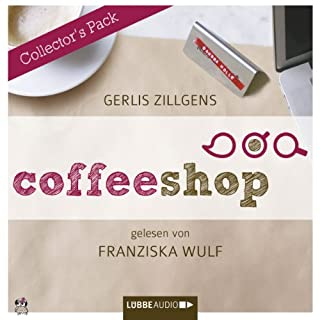 Coffeeshop: Collector's Pack (Coffeeshop 1 - 12) Titelbild