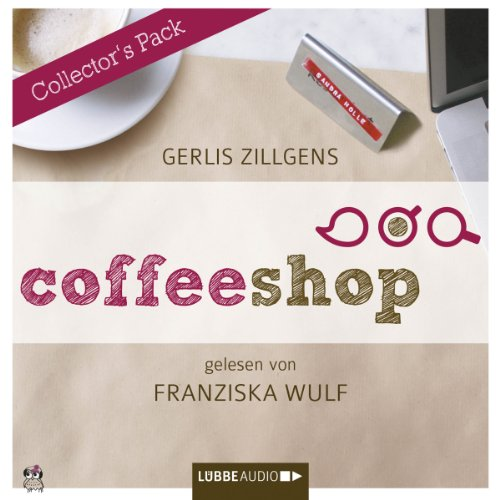 Coffeeshop. Collector's Pack Titelbild