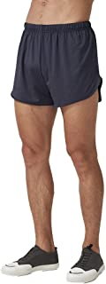 "COSSNISS Men's 3"" Athletic Workout Shorts with Mesh Pockets"