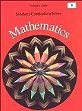 Modern Curriculum Press Mathematics, Level D, Teacher