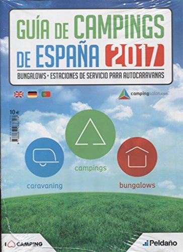 GUIA DE CAMPINGS DE ESPAÑA 2017
