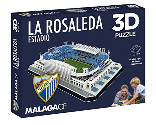 Eleven Force Puzzle Estadio 3D La Rosaleda (Málaga CF) (63461), Multi