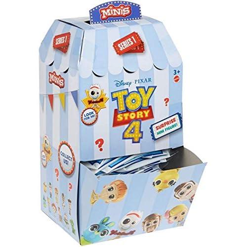 Pixar - Toy Story Personaggio Assortito, Giocattolo per Bambini da 3+ Anni, GCY17