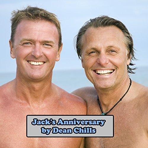 Jack's Anniversary audiobook cover art