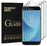 ivoler [Pack de 3] Verre Trempé Compatible avec Samsung Galaxy J5 2017, Film Protection en Verre...