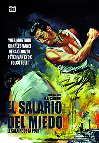 Le salaire de la peur (SALARIO DEL MIEDO, Spanien Import, siehe Details für Sprachen)