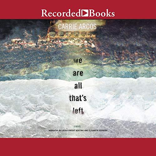 Page de couverture de We Are All That's Left