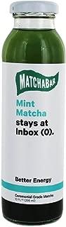 Matchabar, Matcha Mint, 10 Fl Oz