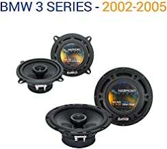 Compatible with BMW 3 Series 2002-2005 Factory Speaker Replacement Harmony R5 R65 Package New