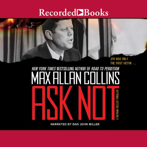 Ask Not audiobook cover art