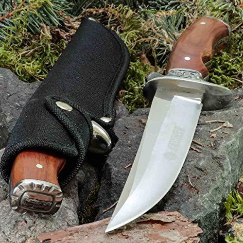 KanDar A-3135 • FESTSTEHENDE Messer JAGDMESSER • Gesamtlänge: 320mm • FTM-de.