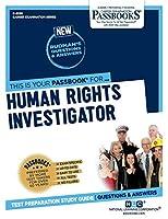 Human Rights Investigator (Career Examination)