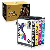 ONLYU Reemplazo de Cartucho de Tinta Compatible para Epson 29XL para Epson Expression Home XP-235...