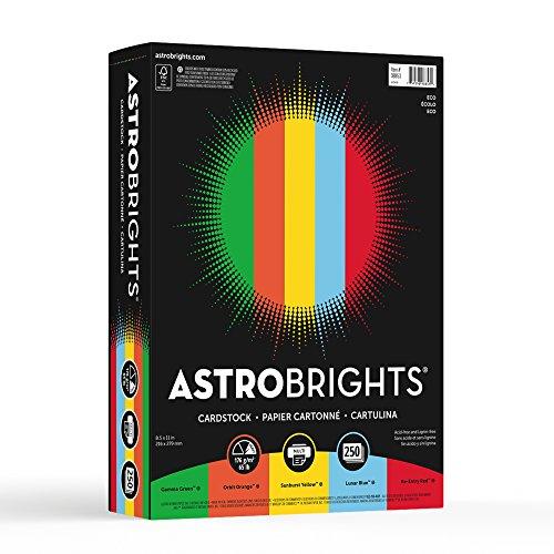 Neenah Paper Astrobrights Colored Cardstock