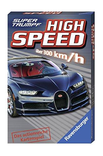 Ravensburger Kinderkartenspiele 20323 - High Speed