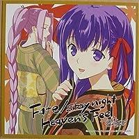 Fate stay night Heaven's Feel ミニ色紙 /