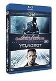 Pack: Abraham Lincoln: Cazador De Vampiros + Yo, Robot[2012]*** Europe Zone ***