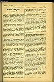 LE PETIT JARDIN ILLUSTRE N° 83 - Chronique ; Mosaïculture appliquée, Albert Maumené ; L'adiante du canada, ALB. L. ; Les...