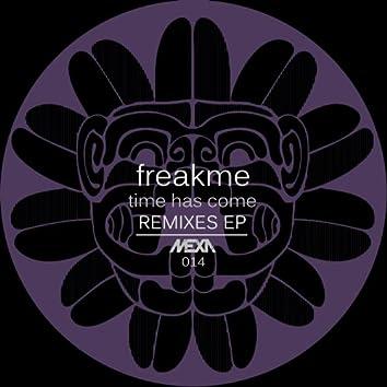 Time Has Come - Remixes EP
