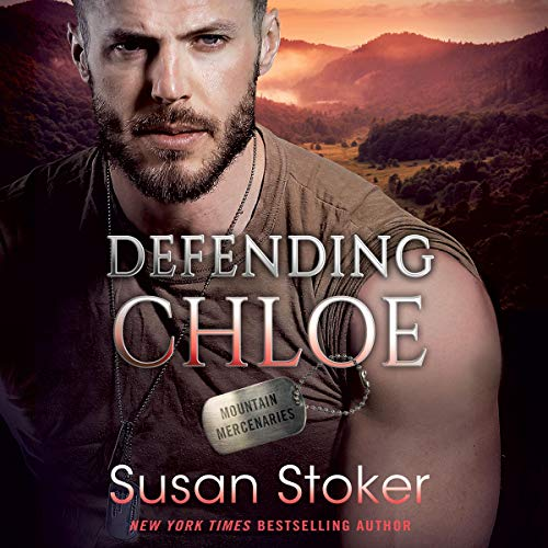 Defending Chloe audiobook cover art