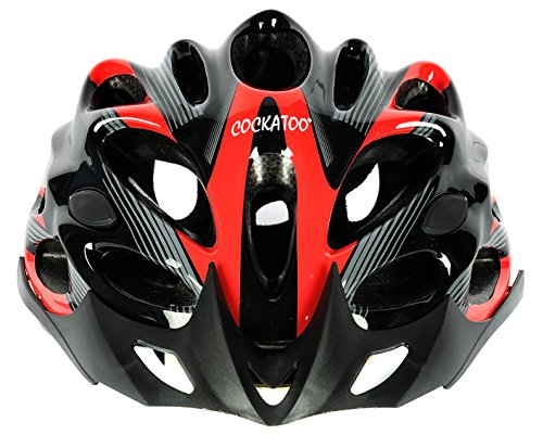 Cockatoo CPH Polypropylene Cycling Helmet Medium Military G