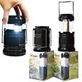REIZ inc. LED ランタン 自動点灯 停電 広角 COB面発光 災害に強い 電池式 ランタン 登山 キャンプ アウトドア 防災 2個セット 明るい