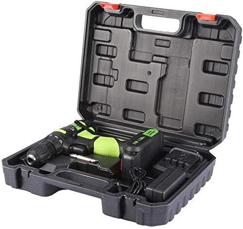 21V Elektrische oplaadbare accu boormachine schroevendraaier Handheld Tool (GB), 21V elektrische oplaadbare accuboormachine schroevendraaier Handheld Professional Tool (04) zhihao