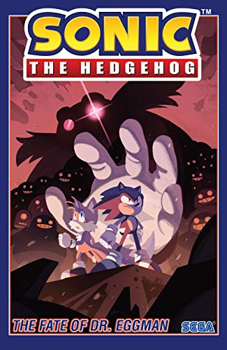 Sonic the Hedgehog Vol. 2: The Fate of Dr. Eggman (Sonic The Hedgehog (2018-)) (English Edition)