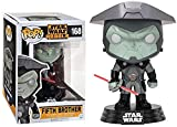 Funko - Figura Pop Star Wars Rebels Fifth Brother