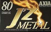 AXIA メタルテープ J'z METAL 80分 JZMB 80
