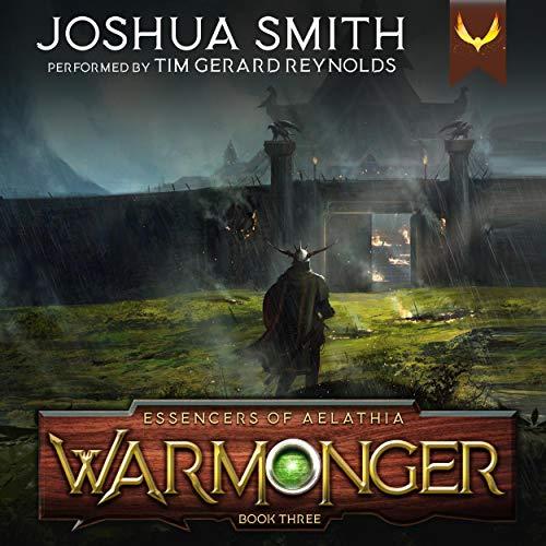 Warmonger: An Epic Fantasy Adventure cover art