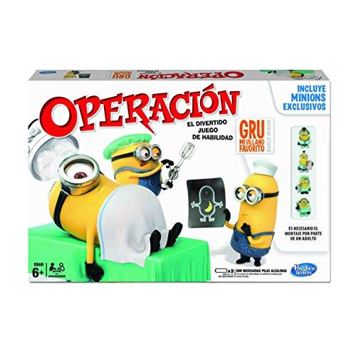 Hasbro Gaming - Operazione Gru: Cattivissimo Me (A2576)